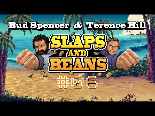 Bud Spencer & Terence Hill - Slaps And Beans [#06] - Oh, ein Autorennen