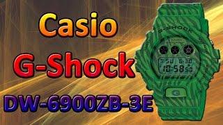 Часы-зебра Casio G-Shock DW-6900ZB-3E. Купить оригинальные часы в Москве.(, 2015-04-08T08:37:15.000Z)