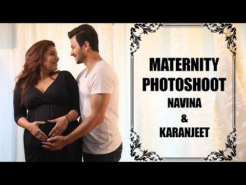 |EXCLUSIVE| Mom-to-be Navina Bole flaunts cute baby bump in maternity photo-shoot ||Ishqbaaz||