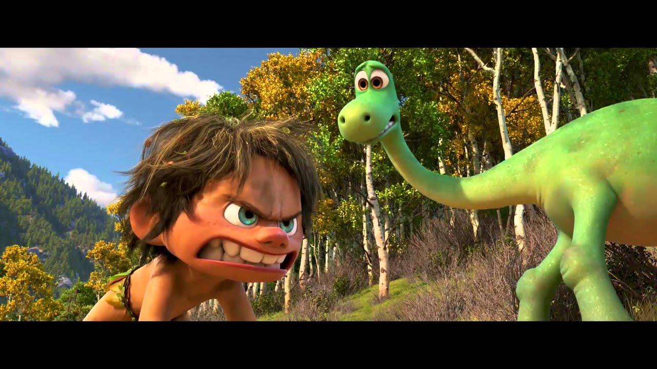 Trailer O Bom Dinossauro 7 De Janeiro Nos Cinemas Youtube