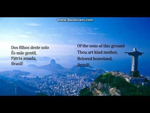 National Anthem of Brazil - Hino Nacional Brasileiro