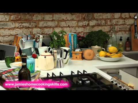 setting up your kitchen jamie oliver 39 s home cooking skills youtube. Black Bedroom Furniture Sets. Home Design Ideas