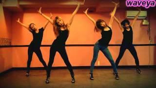 Repeat youtube video Waveya creation dance ☆ Sugababes Get Sexy 웨이브야 Choreography Ari ( korean dance team)