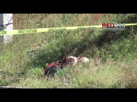 VIDEO Anciano es ultimado a balazos en el Fraccionamiento Nuevo Ario