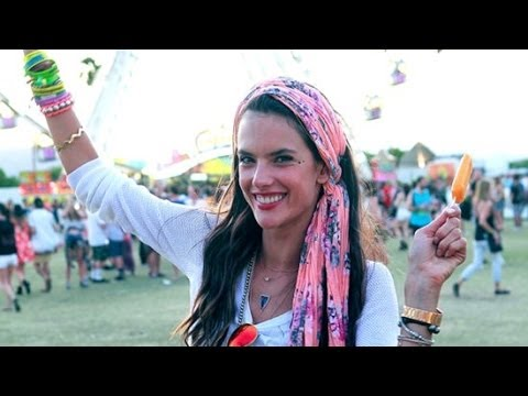 DIY Fashion | Easy Music Festival Accessories | Fashion How To