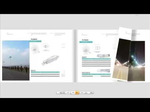 Ying International   Leaf Through Catalogue   LED OUTDOOR