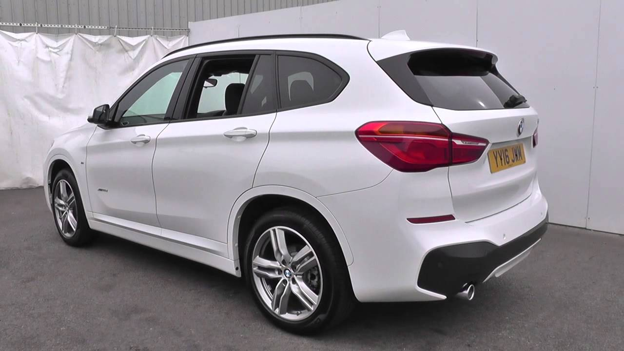 bmw x1 f48 x1 xdrive18d m sport b47 zmx2 u16116 youtube. Black Bedroom Furniture Sets. Home Design Ideas
