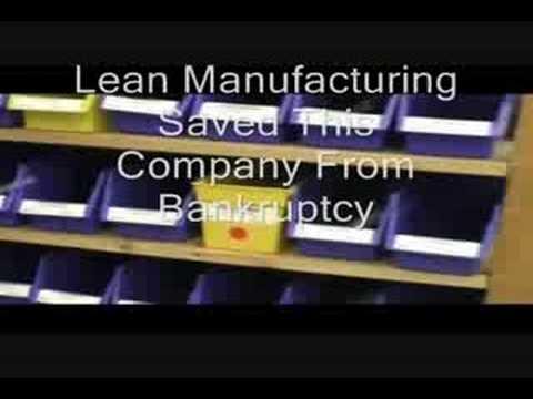 Lean Success Video (Lean Vs. MRP)