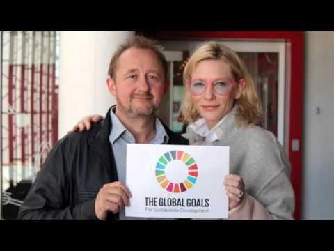 Cate Blanchett & Andrew Upton - Radio Everyone