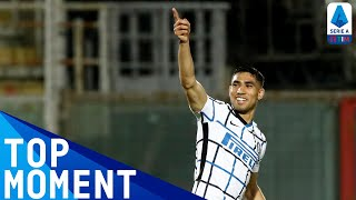 Hakimi last-minute strike for Inter Milan! | Crotone 0-2 Inter Milan | Top Moment | Serie A TIM