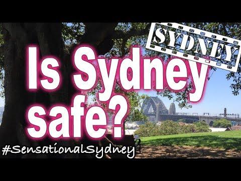 Is Sydney Safe?