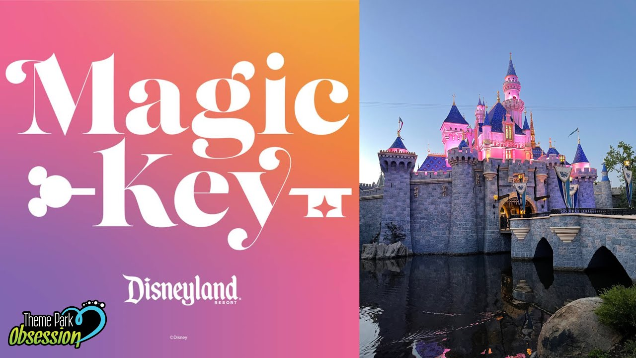 [NEW] Disney Magic Key Pass Program!   Everything You Need to Know