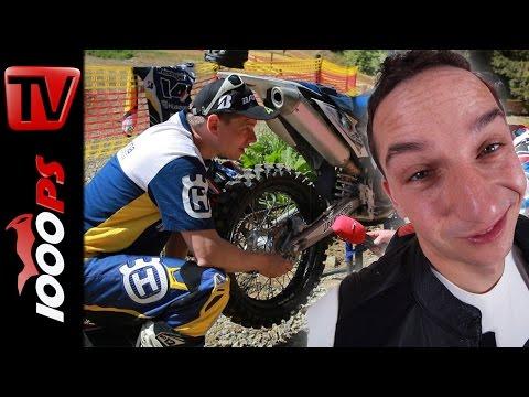How to Motocross | Vorbereitung, Wartung Motorrad | Arlo in Action mit Ossi Reisinger