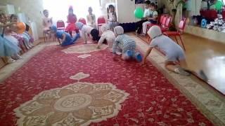 Танец малышей. Выпускной в детском саду Балажан