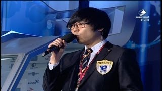 SPL [01.19] Woongjin vs EG-TL 1SET / Neo Bifrost - Starcraft 2 ,esportstv