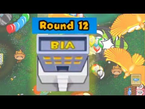 BTD Battles - Mad Greed (round 12 bank!)