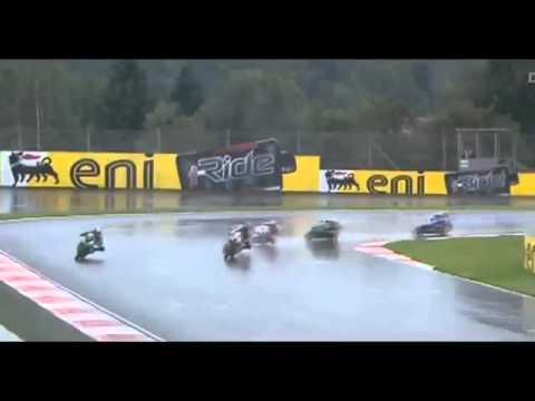 Kenan'ın 1. olduğu yarışmada kaza ve ölüm! Andrea Antonelli