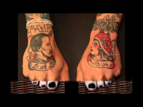 Mom Dad Tattoo Designs Youtube