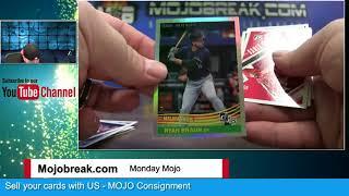 2018 Donruss MLB 3 Box #2