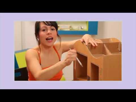 Meubles En Carton Chapitre N 17 Habiller Le Meuble Collage