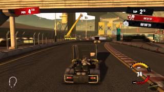 Truck racer gameplay PC