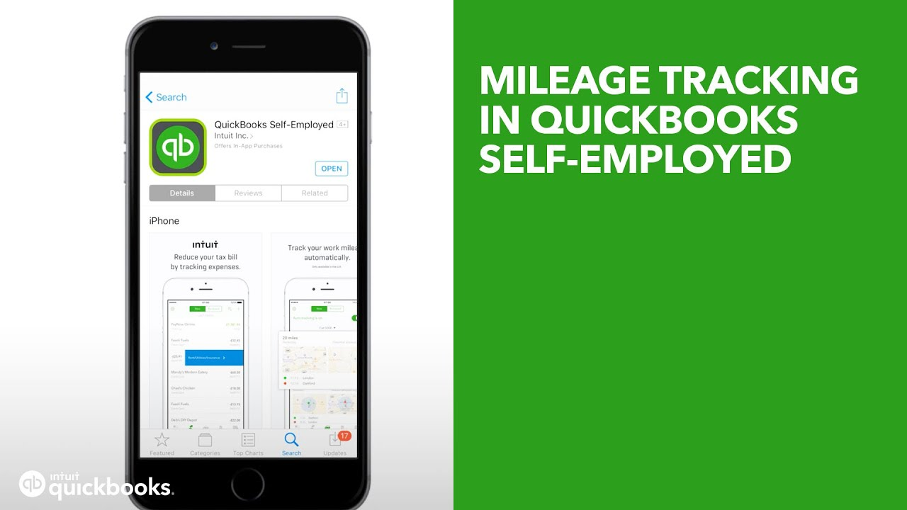 Mileage tracking in QuickBooks Self-Employed (UK Edition)
