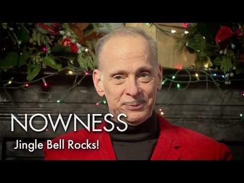 "John Waters in ""Jingle Bell Rocks!"" (Excerpt) by Mitchell Kezin"