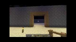 Minecraft how to build a castle - part 1