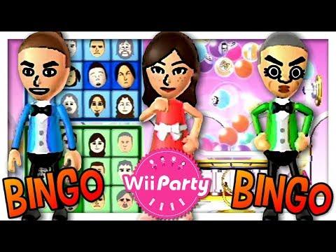 LE JEU DU BINGO ! | WII PARTY FR