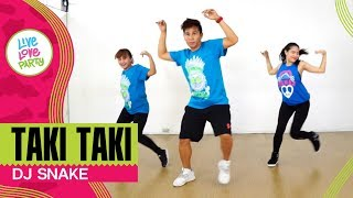 Taki Taki | Live Love Party™ | Zumba® | Dance Fitness