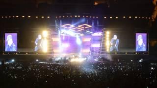 Vasco Rossi  Live Kom 015 Medley rock (Delusa, Mi piaci perchè, T