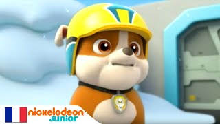 Paw Patrol : La Pat' Patrouille | Le monstre des neiges | NICKELODEON JUNIOR
