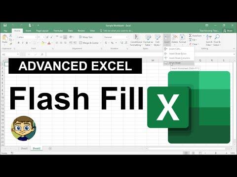 advanced-excel---flash-fill-tutorial