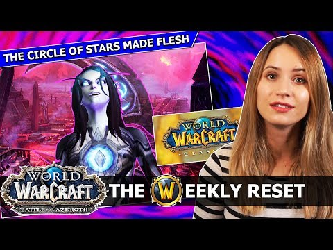 WoW's Classic Problem, The New Black Empire & BfA's Azerite Fail: WoW News