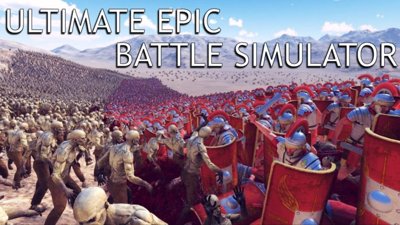 Ultimate Epic Battle Simulator - Batallas Masivas | Gameplay Español -  YouTube