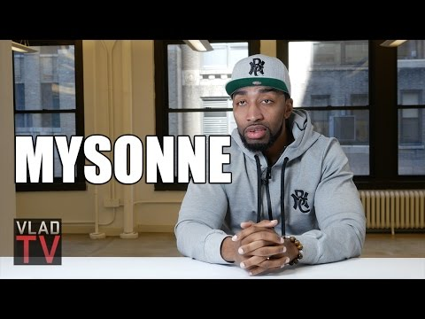 Mysonne on Visiting Bobby Shmurda in Prison, Bobby Saying He's a Target