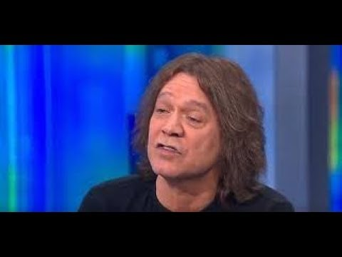 Van Halen  David Lee Roth Gives Health Update on Eddie Van Halen