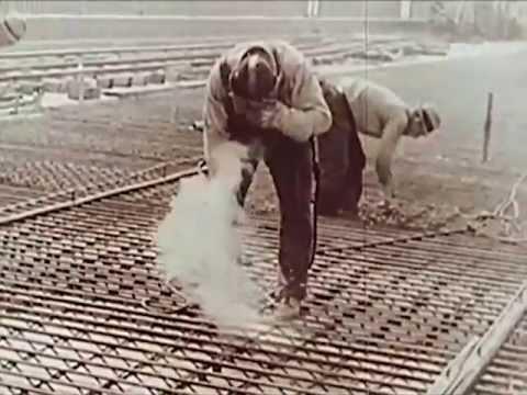 Building the Golden Gate Bridge - 1930's San Francisco - CharlieDeanArchives / Archival Footage