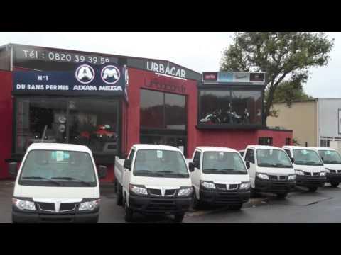 urbacar vehicule utilitaire piaggio porter