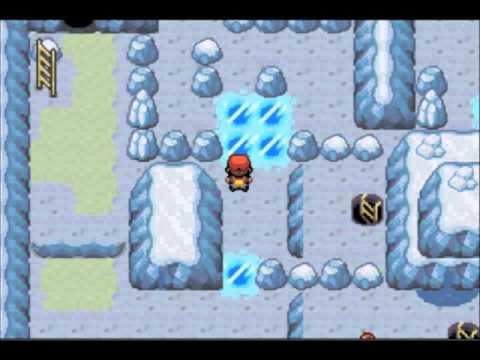 Pokemon Verde Foglia-Parte 27-Quartisola e la Grotta Gelata