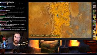"""Asmongold Reacts to """"20 Miscellaneous Classic WoW Add-ons"""" by hirumaredx"""
