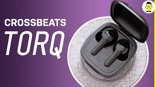 Crossbeats Torq review - monster bass amp best TWS for PUBG aptx amp wireless charging Rs 5 999
