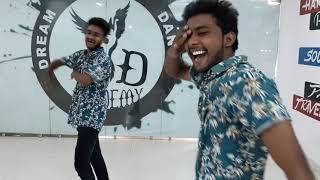 Ik Mulaqaat unplugged dream girl || Dance || Choreography Rohit Kashyap