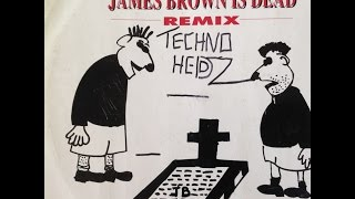 james brown is dead1991 full ep 90s oldskool techno gabba zyx records