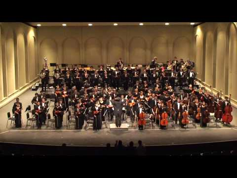 """The Lord of the Rings """"The Fellowship of the Ring"""": Moanalua HS Symphony Orchestra"""