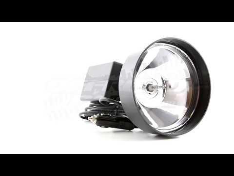 Light force ручной фароискатель 240мм sl2406exp. Характеристики: диаметр линзы: 240 мм. Лампа: 12v 100w свет: супер яркийматериал: поликарбонатдальность при 1 lux: более 800 м. Вес фары: 630 гр. Длина провода: 3,6 м.