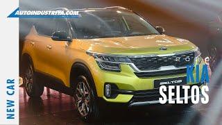 New Car: 2020 Kia Seltos