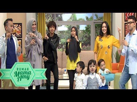 Begini Lucunya Ria Ricis dan Rafathar Saat Joget Baby Shark - Rumah Mama Amy (20/7)