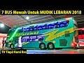 7 Bus Akap Mewah (rute Jarak Jauh) Untuk Mudik Lebaran