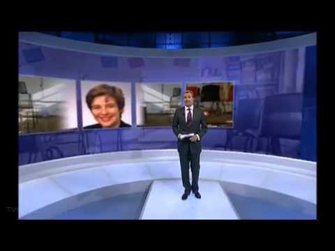 ITV Late News Opening titles - February 2004 to  January 2006